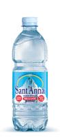 Минеральная вода с газом Сант'Анна Fonti Di Vinadio в пластиковой бутылке, 500 мл