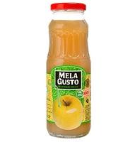 Яблочный нектар Mela Gusto в стеклянной бутылке, 250 мл