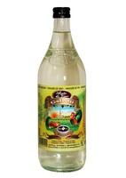 Уксус винный бесцветный Galletti в стеклянной бутылке, 1 л