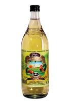 Уксус белый винный Galletti в стеклянной бутылке, 1 л