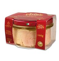 Филе тунца в оливковом масле в стеклянной банке Callipo, 160 г