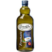 """Масло оливковое рафинированное с добавлением extra virgin """"Olio di sansa di oliva"""", Costa d'Oro, 1000 мл"""