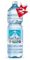Минеральная вода без газа Сант'Анна Fonti Di Vinadio в пластиковой бутылке, 2 л