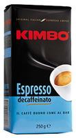 Кофе молотый Декафейнато, Kimbo, 250 г