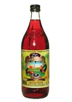 Уксус винный красный Galletti в стеклянной бутылке, 1 л