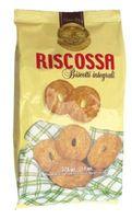 Печенье Бискотти Интеграли, Pastificio Riscossa, 378 г