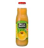 Яблочный нектар Mela Gusto в стеклянной бутылке, 750 мл