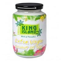 100% натуральное кокосовое масло King Island в банке, 450 мл