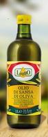 "Масло оливковое помас ""Luglio"",  1000мл"