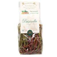 Макаронные изделия ручной работы Маккарончелли (аромат полей) Paisanella, 250 г