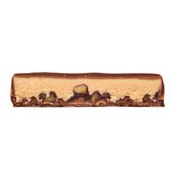 """Экстра-тёмный молочный шоколад с белой нугой и красными орехами Filled chocolate """"Первая помощь"""", Zotter, 70 г"""