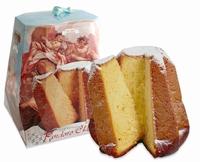 Рождественский кекс Пандоро Классико, Zaghis, 900 г