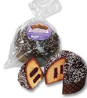 Кулич рождественский Панеттоне Тревизана с шоколадом, Zaghis, 500 г
