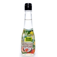 100% Натурально кокосовое масло King Island в бутылочке, 200 мл