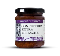 Конфитюр Экстра из груш Perche Ci Credo, 210 г (Италия)