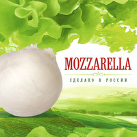 Сыр Моцарелла Rossini, 125 г