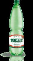 Минеральная вода слабогазированная Uliveto в пластиковой бутылке, 1.5 л