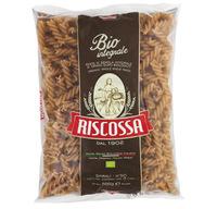 Макаронные изделия Спирали Интеграле Био Riscossa, 500 г