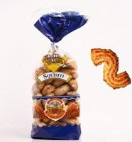 Печенье Бискотти Сквизити, Pastificio Riscossa, 500 г