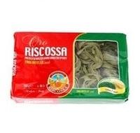 Макаронные изделия со шпинатом Тальятелле №86б , Riscossa, 500 г